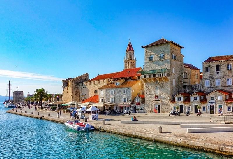 trogir-croatia
