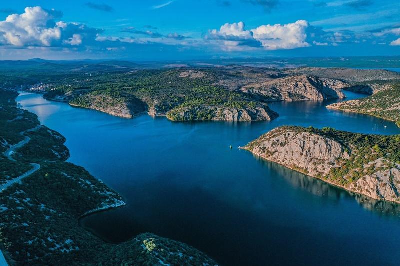 krka-panoramic-flight-zadar