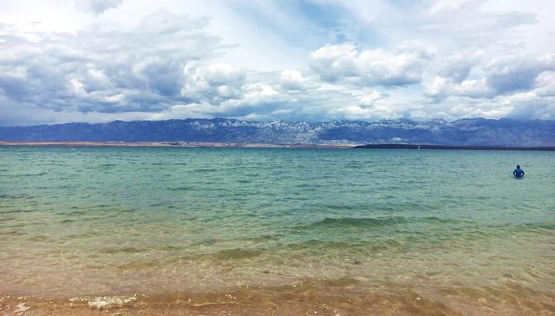nin-sandy-beach-family-vacation-zadar