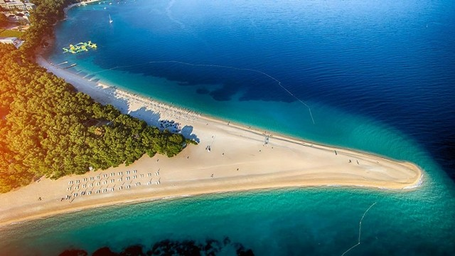 zlatni rat_magic croatia