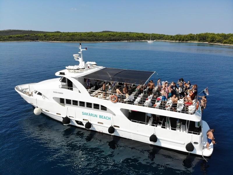 zadar-sakarun-beach-boat-tour