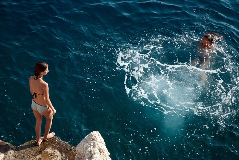 best-time-to-visit-croatia-swimming